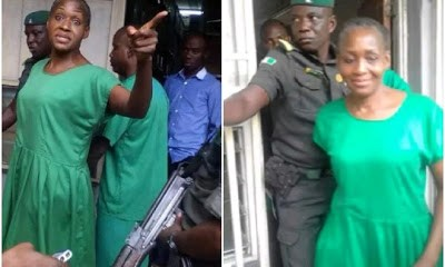 Federal high court grants blogger, Kemi Olunloyo N1m bail