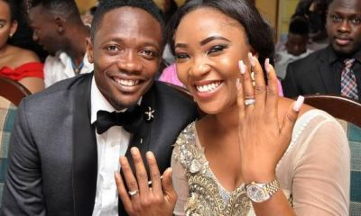 Ahmed Musa weds girlfriend after divorcing Jamila   Photos +Video