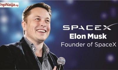 Elon Musk topnaija