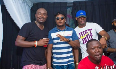 KCee, Harrysong, Miyonse, Others Party at Quilox Ultra Pool Party | See Photos