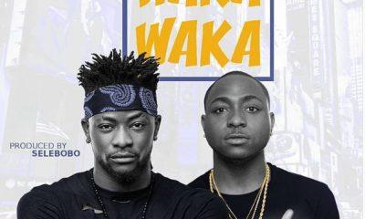 New Video: Selebobo feat. Davido – Waka Waka