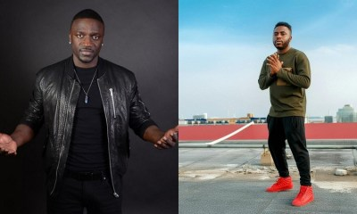 Akon signs Samklef to KonLive Records
