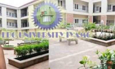 Apply: Edo University Undergraduate Scholarship Award 2019/2020