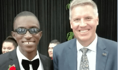 LASU student awarded Hesselbein fellow award in the US