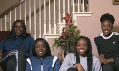 Basketball in the blood! Ogwumike Sisters discuss Pop Culture, Sports & Family