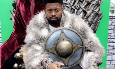 See Comedian Basketmouth & Wife's Game of Thrones Inspired Photo