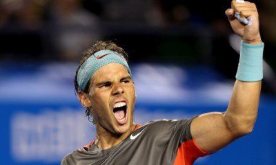 Rafael Nadal regains world's no 1 position after 3-year absence