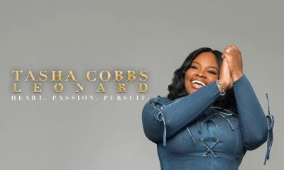 Tasha Cobbs Leonard's features Nicki Minaj in latest Album