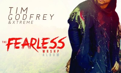 "Tim Godfrey to release New Album ""Fearless WRSHP"" this Sunday"