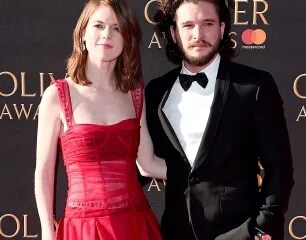 Kit Harrington and Leslie Rose are Engaged; Yass, Lord Commander!