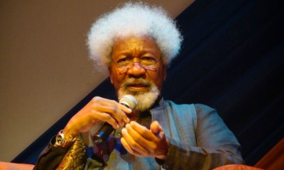 Soyinka: Nigeria Long Overdue For Reconfiguration