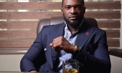On becoming the 3rd most desirable man on earth - Kenneth Okolie
