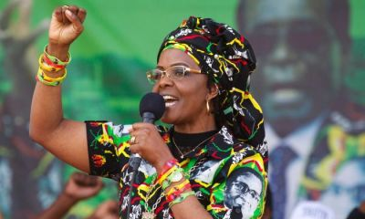 University Of Zimbabwe Releases Grace Mugabe's PhD Thesis