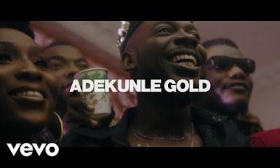 Adekunle Gold braces up for his Johnnie, Jazz & Whisky Live Performance