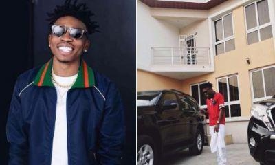 Singer Mayorkun Buys His First House (Photos)