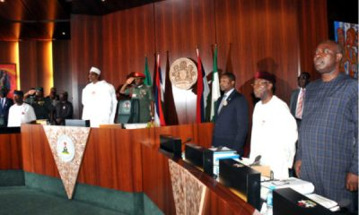 Buhari may dissolve cabinet before May 29 - Presidency