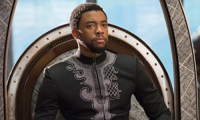 "There is no Villain in ""Black Panther"" – Chadwick Boseman says on The Daily Show 