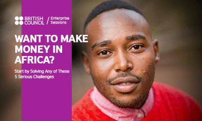 You Can Make Money In Nigeria Turning Any of These 5 Problems To Opportunities