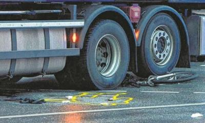Truck crushes motorcyclist to death in Anambra-TopNaija.ng