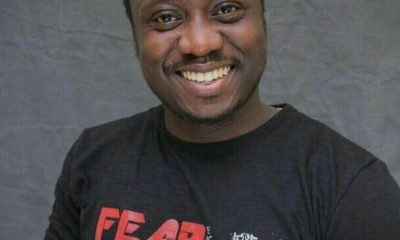 """""""Fear Is NOT A Spirit. It Is Learned And Can Be Unlearned"""" -  Olusegun """"Cheggon"""" Olaoke, Fear Doctor."""