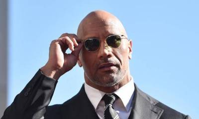The Rock makes open confession on battling Depression