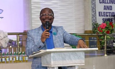 Viral Video: 'Christianity is centre of corruption in Nigeria' - General Overseer declares