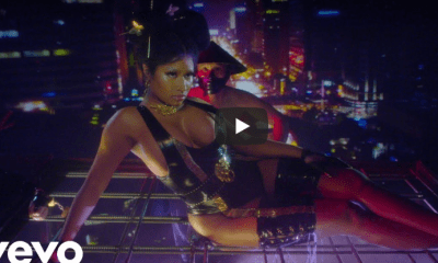 "Nicki Minaj drops Music Video for ""Chun-Li"" & ""Barbie Tingz"" 