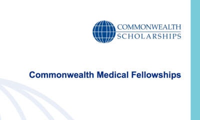 Apply: Commonwealth Medical Fellowships