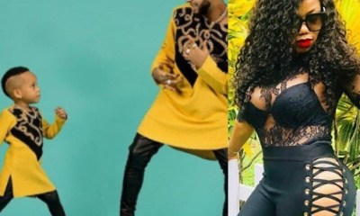Toyin Lawani Comes For Mercy Aigbe, Tonto Dikeh And Other Single Mums Posing As Fathers On Father's Day