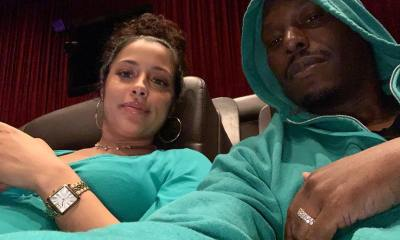 Tyrese & wife Samantha Lee Gibson Welcome Daughter