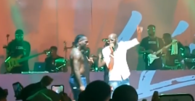 Burna Boy's 'YE' Is Nigeria's Biggest Hit Song Of 2018 - 2Baba Declares At #BurnaLive