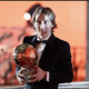 Luka Modric Announced As 2018 Ballon D'Or Winner