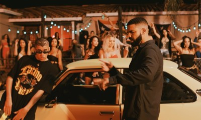 Video+Lyrics: Bad Bunny Ft. Drake - Mia
