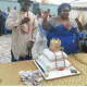 Nigerians Go Crazy After Pictures Of Man Wedding His Plus Sized Bride Goes Viral
