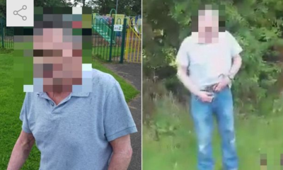Paedophile Filmed While Attacking 12-year-old Girl In A Bush