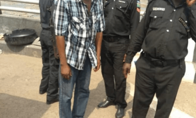 Depressed Man Stopped In Suicide Attempt On Third Mainland Bridge