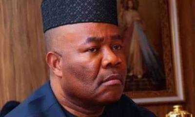 I didn't lose, my mandate awaits me - Akpabio explains
