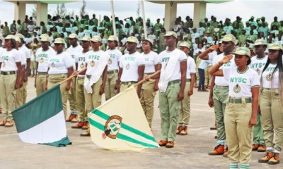 NYSC moves registration date as Zamfara pays special allowance