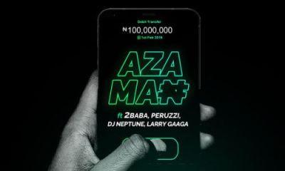Download: Slimcase ft. 2Baba, Peruzzi, DJ Neptune, Larry Gaaga – Azaman