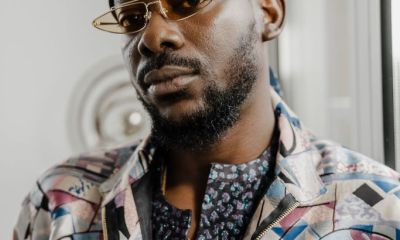 Behind the scenes photos from Adekunle Gold's Before You Wake Up Video