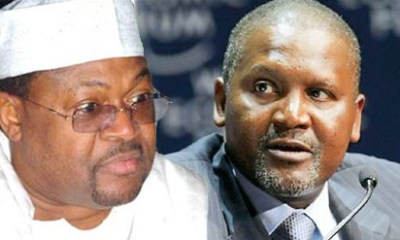 Dangote, Adenuga lead Forbes' list of 13 richest black people on earth