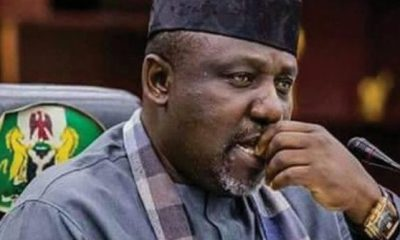 EFCC arrests Okorocha over alleged money laundering