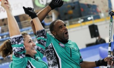 Nigeria emerges first African country to win world curling championship match
