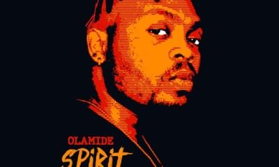 Olamide - Spirit [Lyrics]