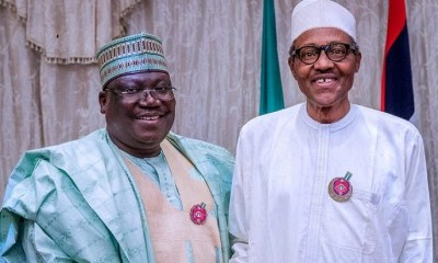 Lawan foresees dire problems for APC after Buhari leaves office