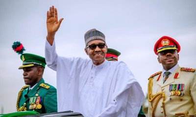 Why I won't run for third term - Buhari explains
