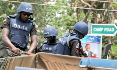 Police arrest 5 soldiers, 83 others over armed robbery in Borno