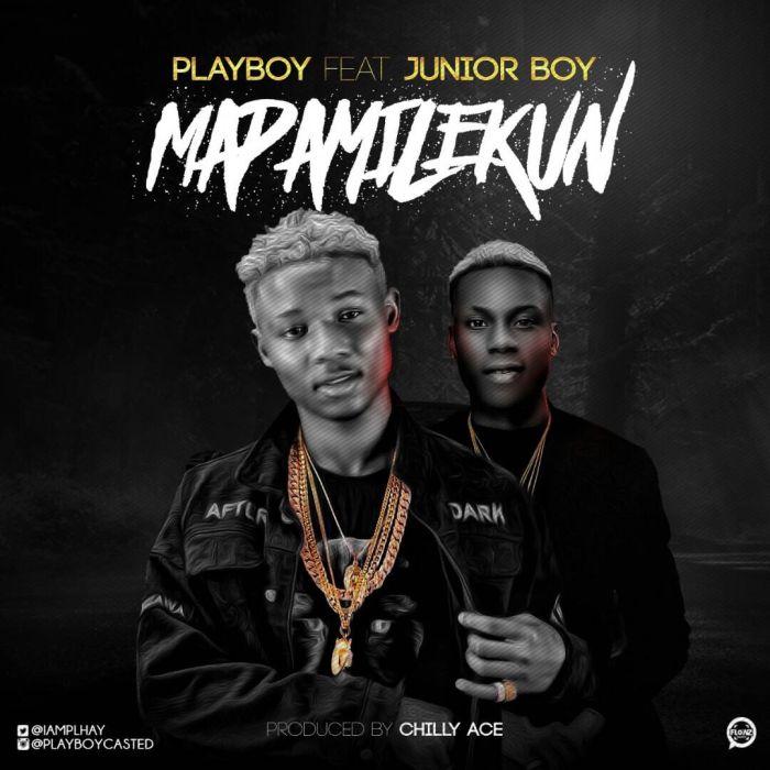 Playboy ft Junior boy - mapamilekun