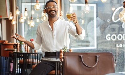 From Squatting To Earning N13M Per Tour In Mauritius - Ric Hassani's Success Story!