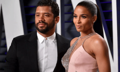 Ciara Proud Of Russell Wilson As He Becomes Highest Paid NFL Player